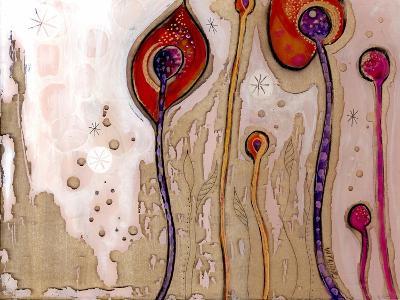 December Flowers-Wyanne-Giclee Print