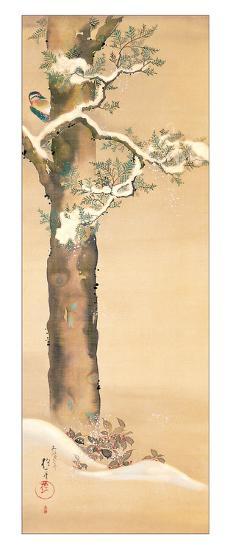 December-Sakai Hoitsu-Giclee Print