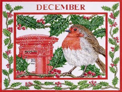 December-Catherine Bradbury-Giclee Print