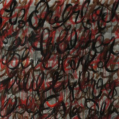 Decipher the Graffiti-Jolene Goodwin-Giclee Print