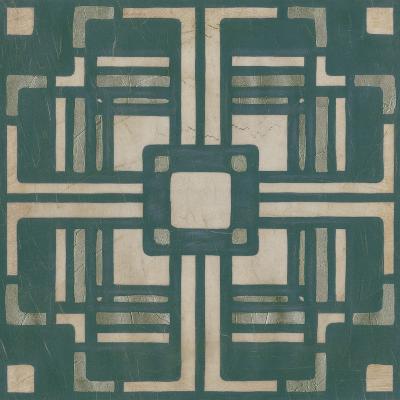 Deco Tile I-Erica J^ Vess-Art Print