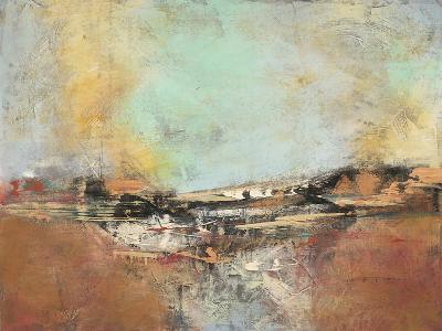 Deconstructed Landscape-Gabriela Villarreal-Art Print