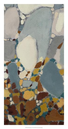 Deconstructed Mosaic I-Jennifer Goldberger-Premium Giclee Print