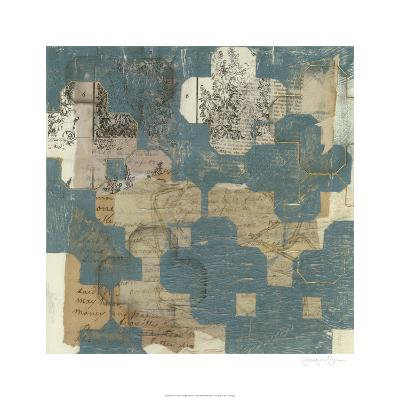 Deconstructed Quatrefoil I-Jennifer Goldberger-Limited Edition