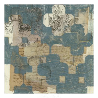 Deconstructed Quatrefoil I-Jennifer Goldberger-Premium Giclee Print