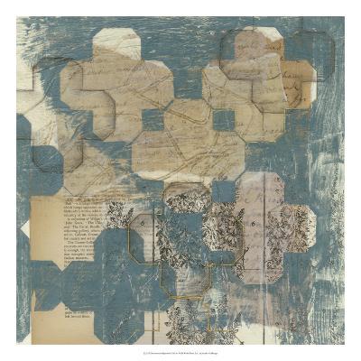 Deconstructed Quatrefoil II-Jennifer Goldberger-Premium Giclee Print