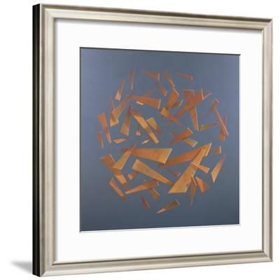 Deconstructed Sphere, 2005-Lincoln Seligman-Framed Giclee Print
