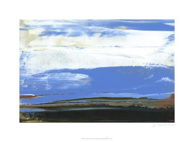 Deconstructed View in Blue I-Sharon Gordon-Limited Edition