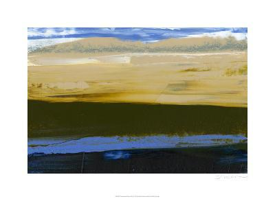 Deconstructed View in Blue II-Sharon Gordon-Limited Edition