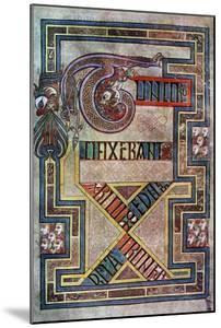 Decorated Page, 800 Ad