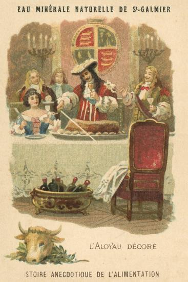 Decorated Sirloin--Giclee Print