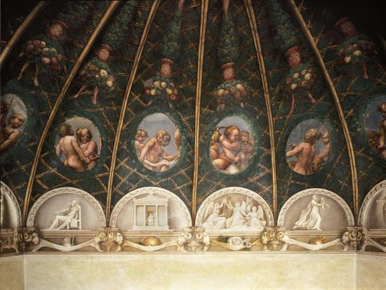Decoration from St. Paul's Chamber or Abbess' Chamber--Giclee Print