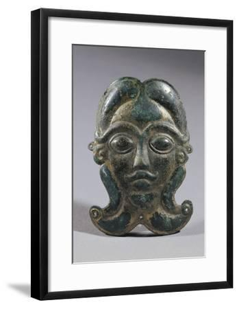 Decoration of Pitcher from Tomb of Prince, Austria--Framed Giclee Print