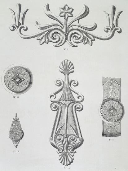 decorative kitchen decor.htm decorations from pompeian house from arts and crafts guide  france  pompeian house from arts and crafts