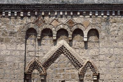 Decorative Detail from Bell-Tower, Monastery of St Scholastica--Giclee Print