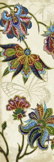 Decorative Floral-Jace Grey-Art Print