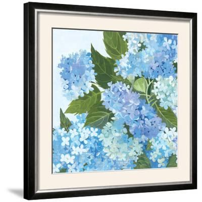 Decorative Hydrangea I-Kathrine Lovell-Framed Photographic Print