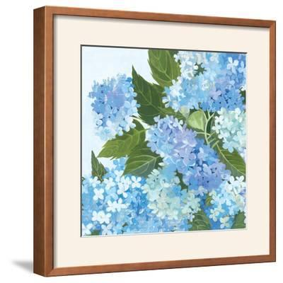 Decorative Hydrangea I-Kathrine Lovell-Framed Photographic Print