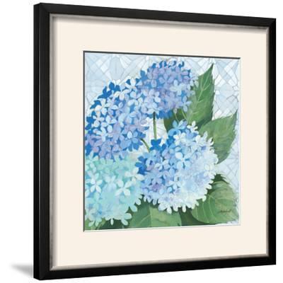Decorative Hydrangea II-Kathrine Lovell-Framed Photographic Print