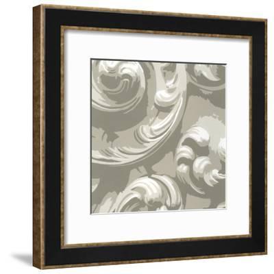 Decorative Relief I-Ethan Harper-Framed Premium Giclee Print