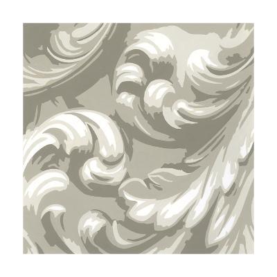 Decorative Relief III-Ethan Harper-Premium Giclee Print