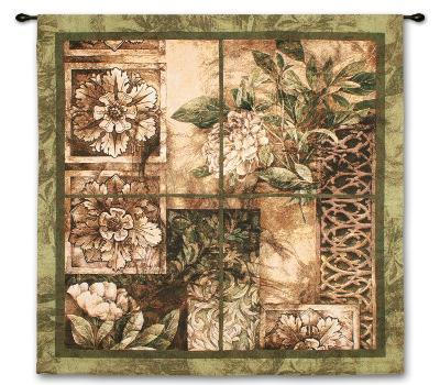 Decorative Textures-Linda Thompson-Wall Tapestry