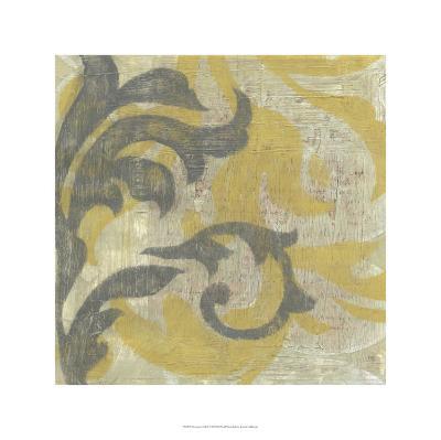 Decorative Twill II-Jennifer Goldberger-Limited Edition