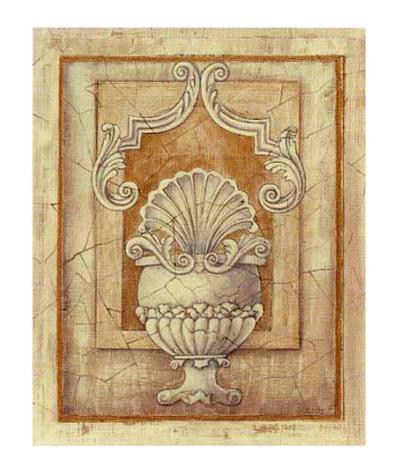 Decorative Urn I-Alexandra Bex-Art Print