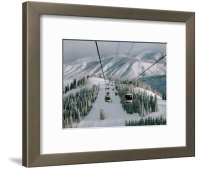 Aspen Mountain, Aspen, Mountain, USA