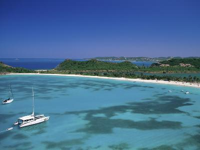 Deep Bay Antigua--Photographic Print