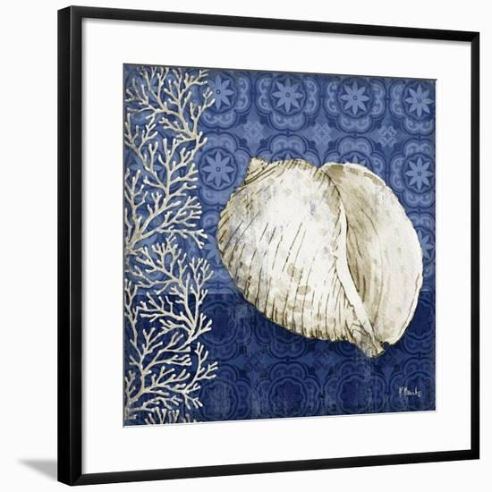 Deep Blue Sea III-Paul Brent-Framed Art Print