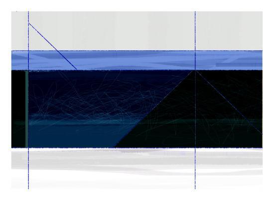 Deep Blue-NaxArt-Art Print