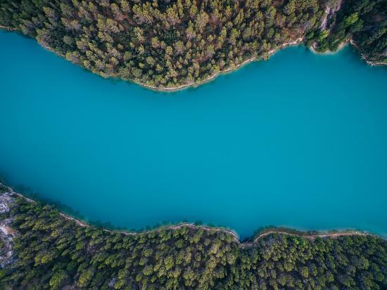 Deep Blue-Antonio Carrillo Lopez-Photographic Print