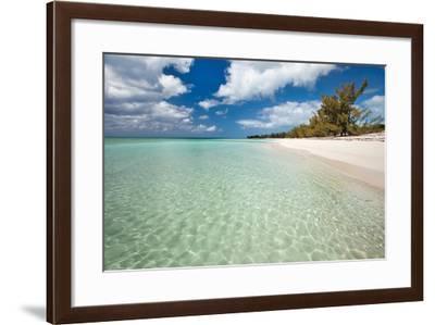 Deep Creek Shoreline-Larry Malvin-Framed Photo