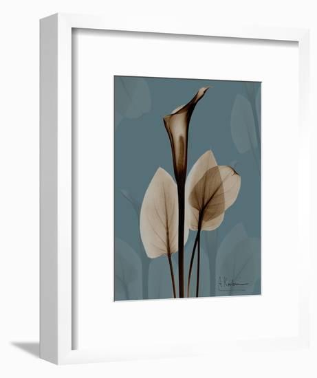 Deep Flora 1-Albert Koetsier-Framed Premium Giclee Print