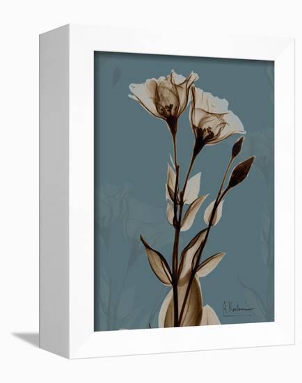 Deep Flora 2-Albert Koetsier-Framed Stretched Canvas Print