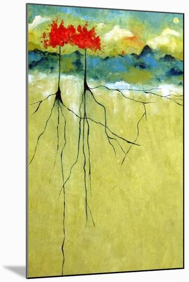 Deep Roots-Ruth Palmer-Mounted Premium Giclee Print