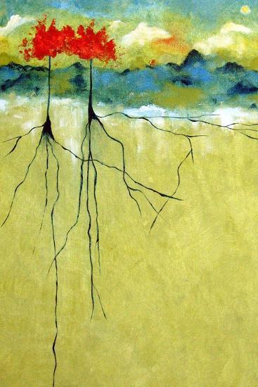 Deep Roots-Ruth Palmer-Art Print