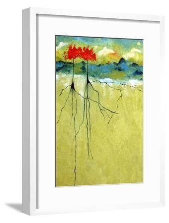 Deep Roots-Ruth Palmer-Framed Art Print