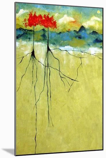 Deep Roots-Ruth Palmer-Mounted Art Print