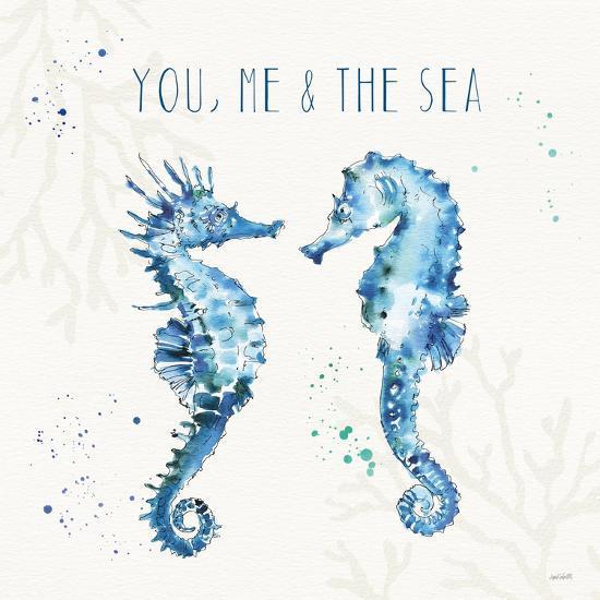 Deep Sea III-Anne Tavoletti-Art Print