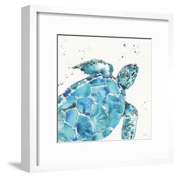 Deep Sea IX-Anne Tavoletti-Framed Art Print