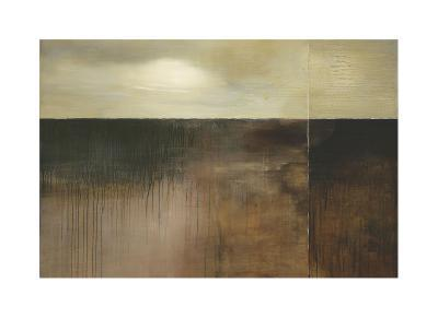 Deep Sienna Sky-Heather Ross-Giclee Print
