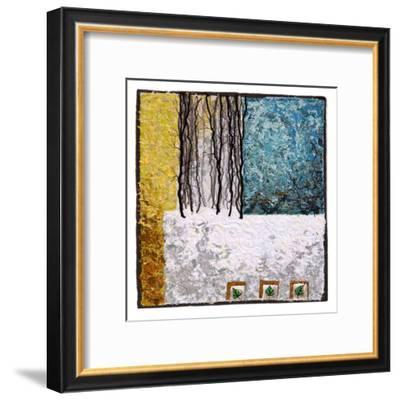 Deep Snow II-Lorraine Roy-Framed Art Print