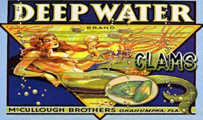 Deep Water Clams