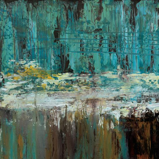 Deep Waters I-Jack Roth-Art Print