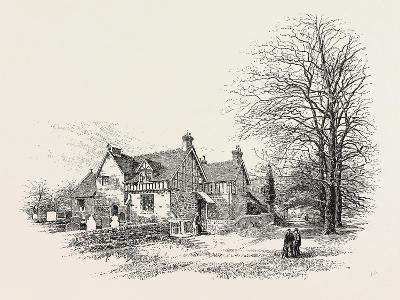 Deepdale Church and New Guest House, from the North West--Giclee Print