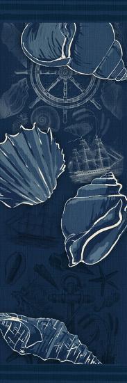Deeper Blue-Jace Grey-Art Print