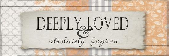 Deeply Loved 2-Taylor Greene-Art Print