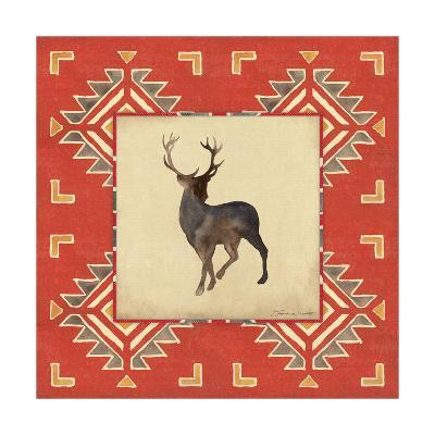 Deer Blanket-Stephanie Marrott-Giclee Print